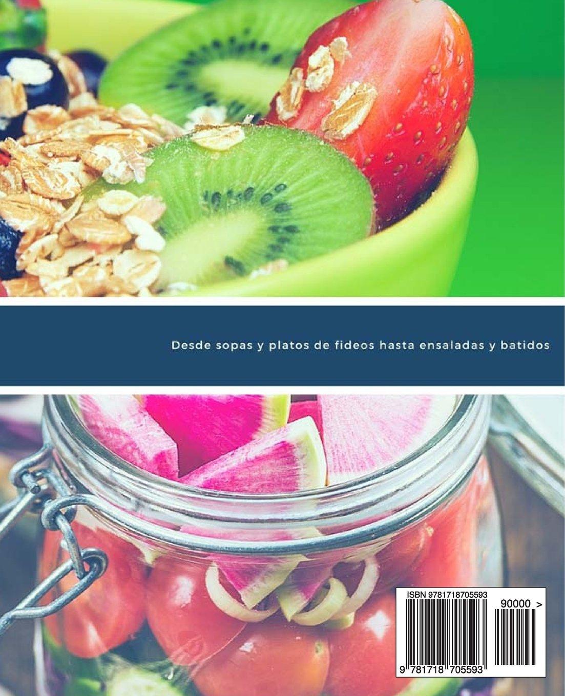 99 Recetas para una Alimentación Limpia: Desde sopas y platos de fideos hasta ensaladas y batidos (Volume 1) (Spanish Edition): Mattis Lundqvist: ...