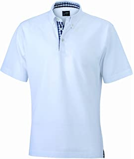 Blend Prato - chemise polo- Homme. taille:XL. couleur:Black (70155)