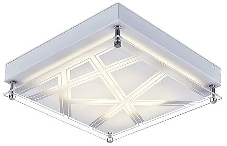 Led lampada da soffitto bianco caldo Ø 35 cm lampadario da