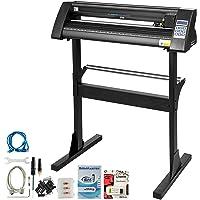 VEVOR Vinyl Cutter 28 Inch Vinyl Cutter Machine 720mm Paper Feed Vinyl Plotter Cutter Machine with Sturdy Floor Stand…