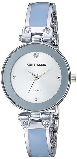 d28d12259819 Anne Klein - Reloj de pulsera para mujer