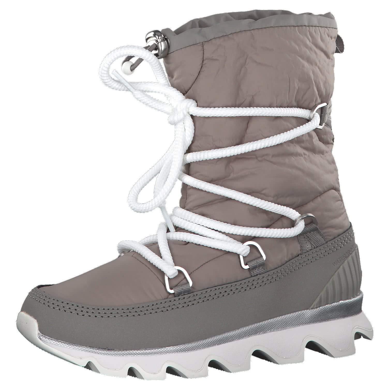 Sorel Kinetic Stiefel damen Chrome grau Weiß 2018 Stiefel