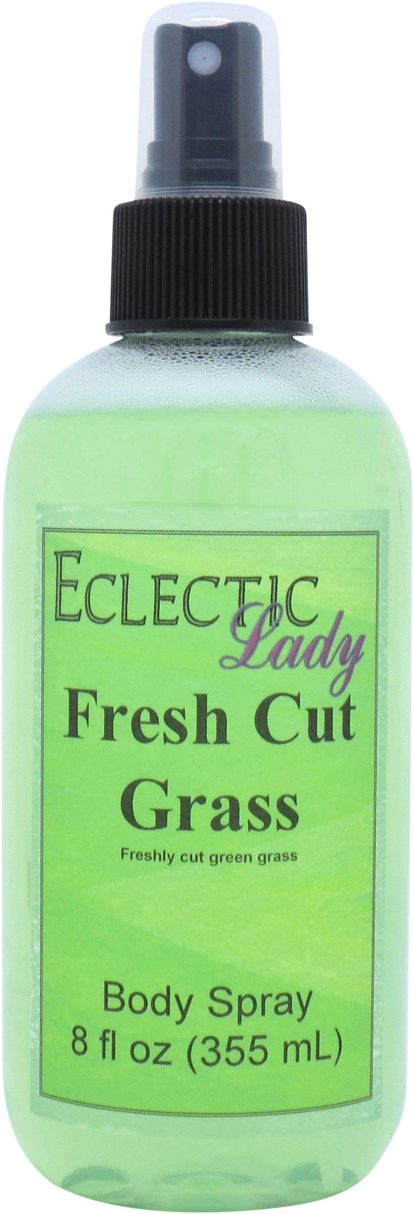 Fresh Cut Grass Body Spray, 8 ounces