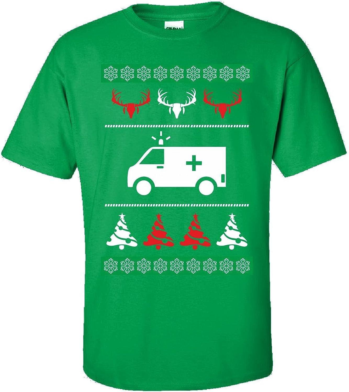 Suéter feo de Navidad para enfermera, medicina, regalo de enfermería, camisa para adulto: Amazon.es: Libros
