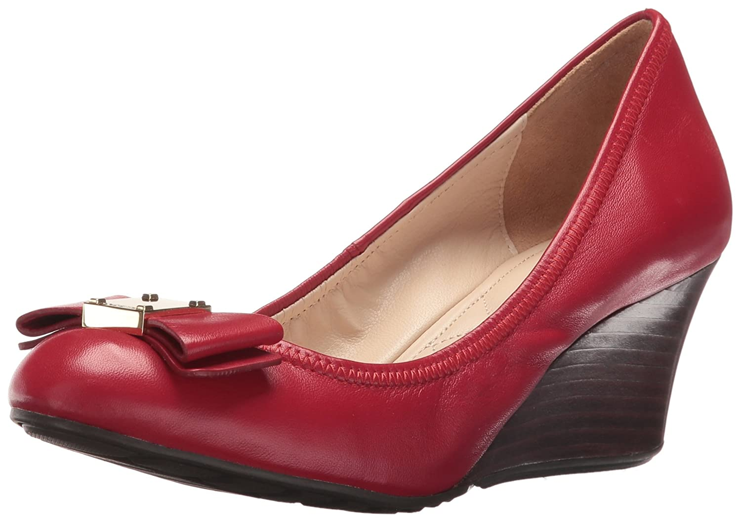 Image result for Cole Haan Tali Grand Bow Wedge