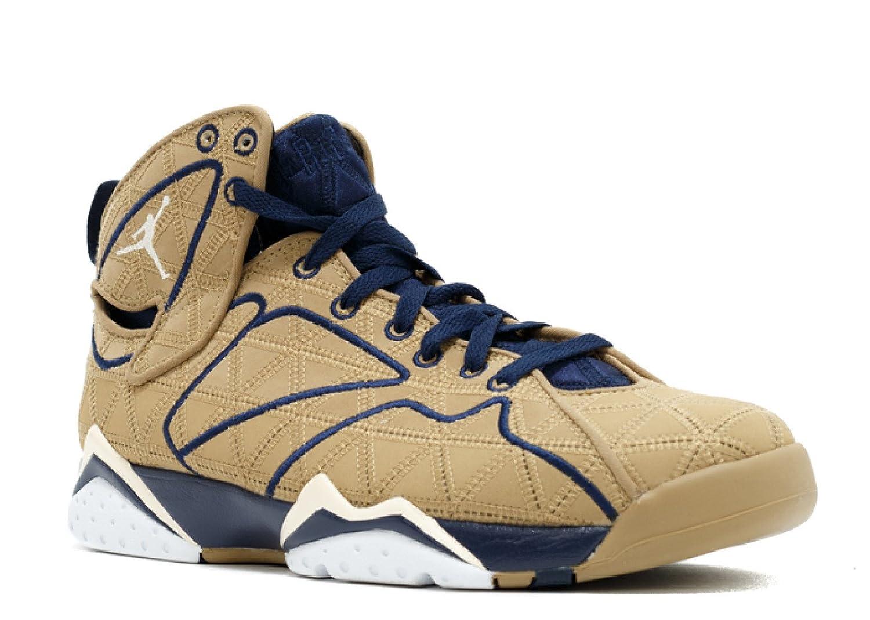 los angeles 7356c f0139 Amazon.com | Nike Air Jordan 7 Retro J2K Filbert Natural ...
