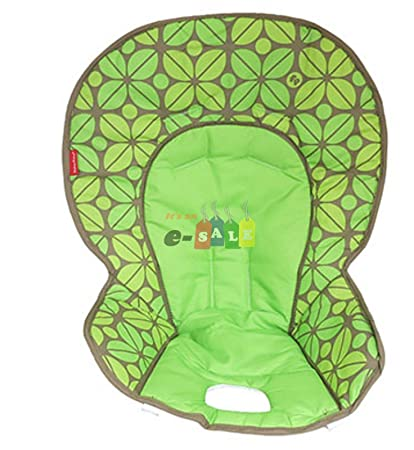 Awesome Fisher Price Spacesaver High Chair Replacement Bck62 Rainforest Spacesaver Pad Dailytribune Chair Design For Home Dailytribuneorg