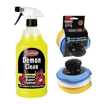 Demon Tyre Cleaner 1L | Halfords UK