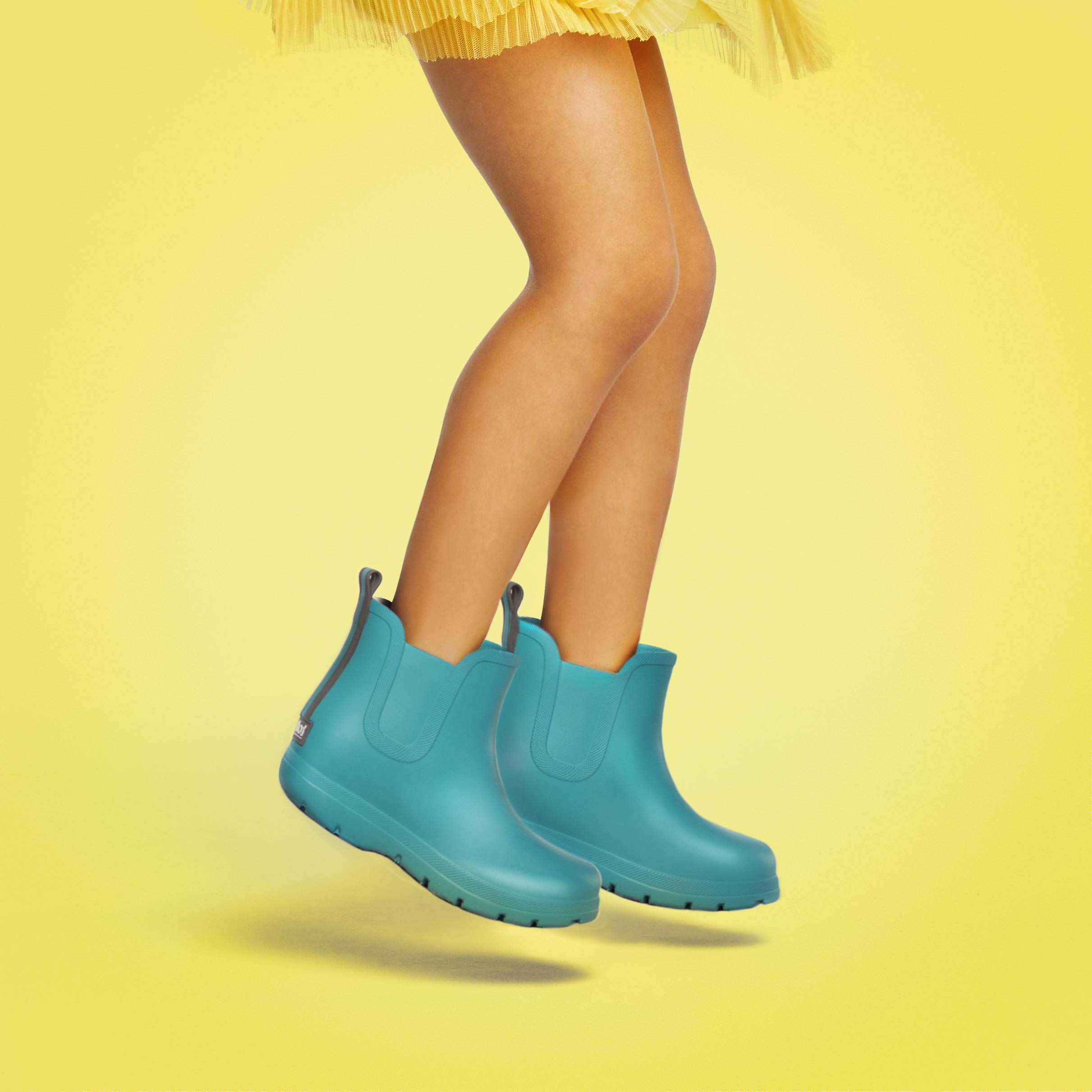 totes Kid's Cirrus Chelsea Ankle Rain Boot by totes (Image #5)