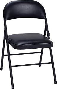 Hodedah Import Import Folding Chair (6 Pack)