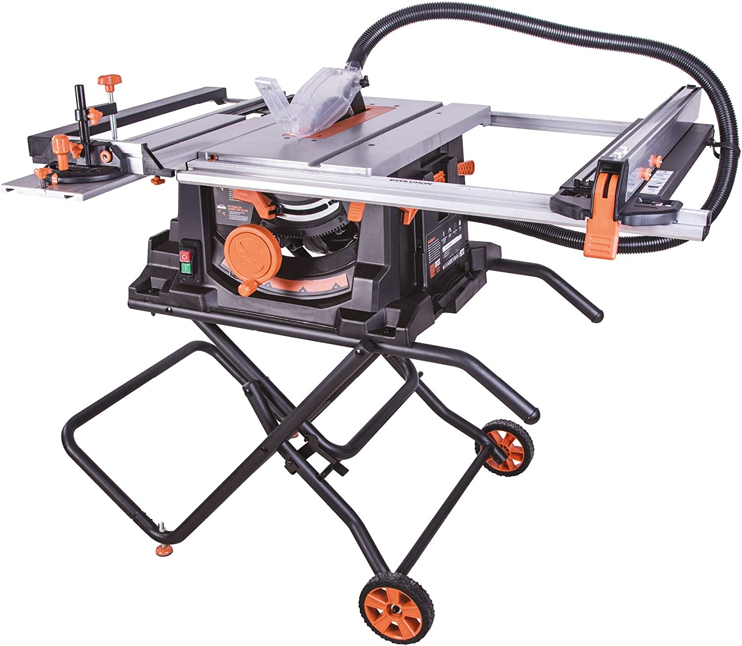 5. Evolution RAGE5S TCT Multi-Purpose Table Saw