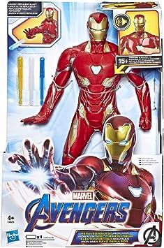 Oferta amazon: Avengers - Iron Man Figura Electrónica (Hasbro E4929105)