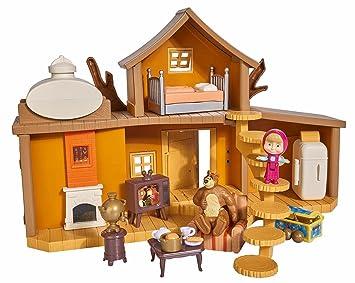 Masha und der Bär Garten Honig Bau- & Konstruktionsspielzeug-Sets