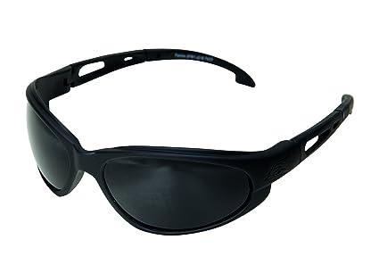 c99636e18b3 Amazon.com  Edge Tactical Eyewear SF61-G15 Falcon Matte Black with G ...