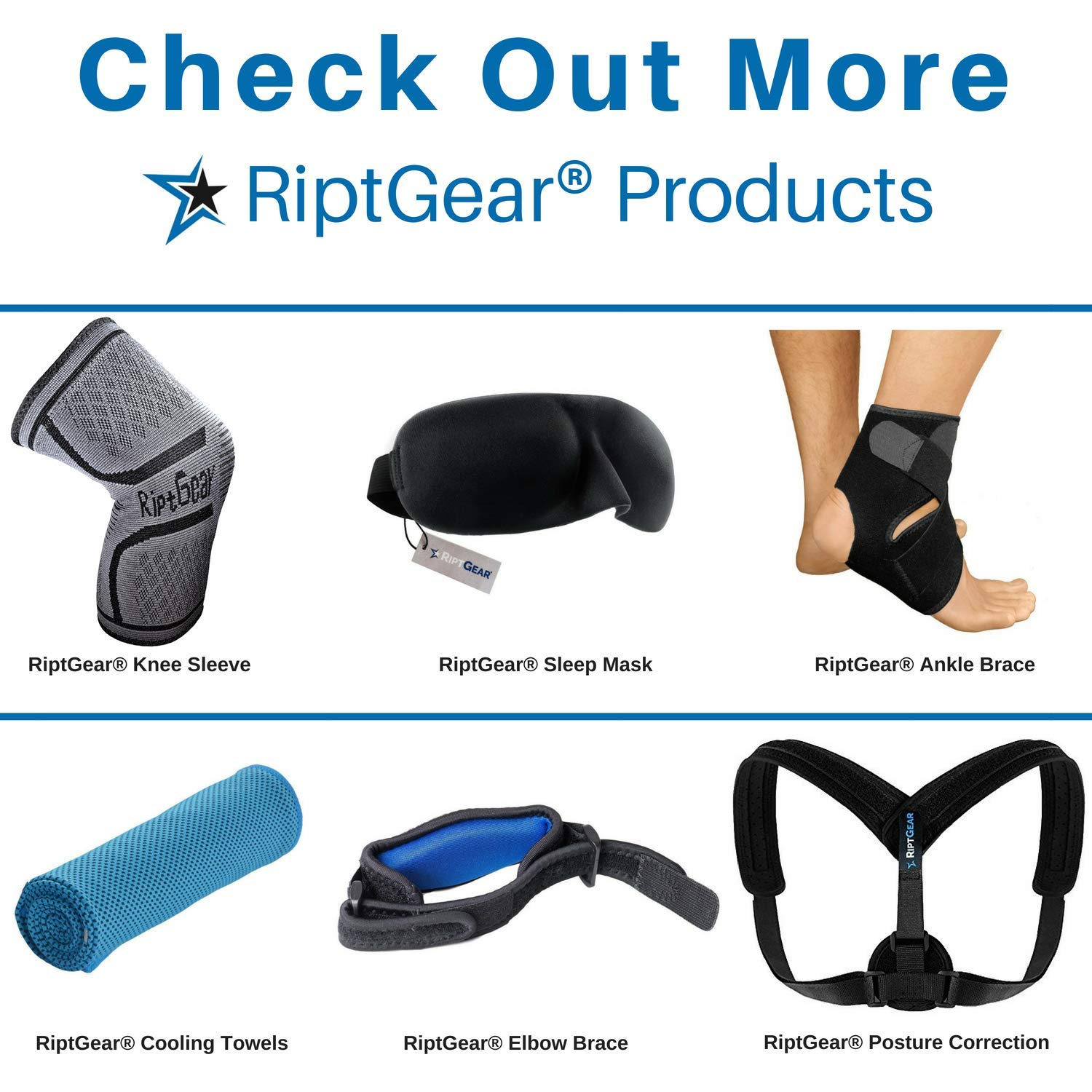 Riptgear Large Gym Bag Extremely Durable Waterproof Dual Shoe