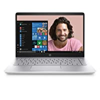"HP Pavilion 14-bf003nf Ultrabook 14"" Full HD (Intel Core i5, 6 Go de RAM, 1 to + SSD 128 Go, Nvidia GeForce 940MX, Windows 10) Argent"