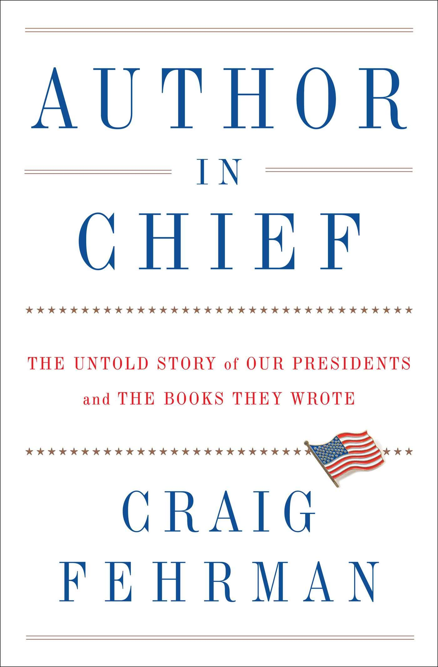 Author in Chief