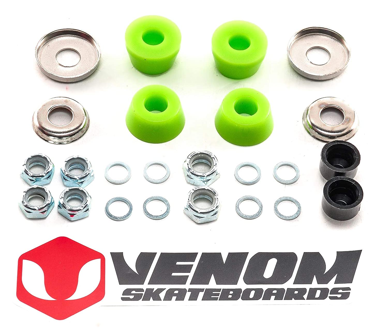 Venom Skateboards Universal Truck Pivot Cups x2 For 2 Trucks