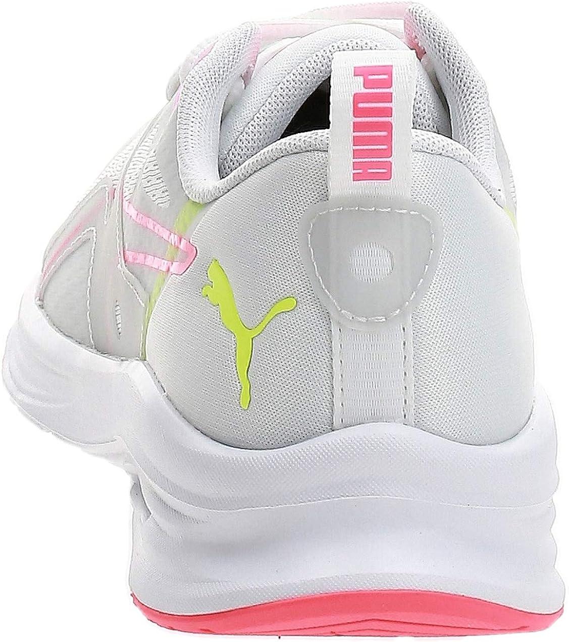 PUMA Hybrid Fuego WNS, Chaussures de Running Femme Blanc