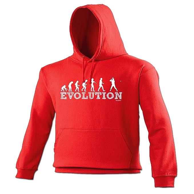 Evolution Baseball – New Premium sudadera con capucha (Varios colores) S, M,