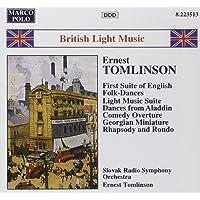 Tomlinson: Orchestral Works