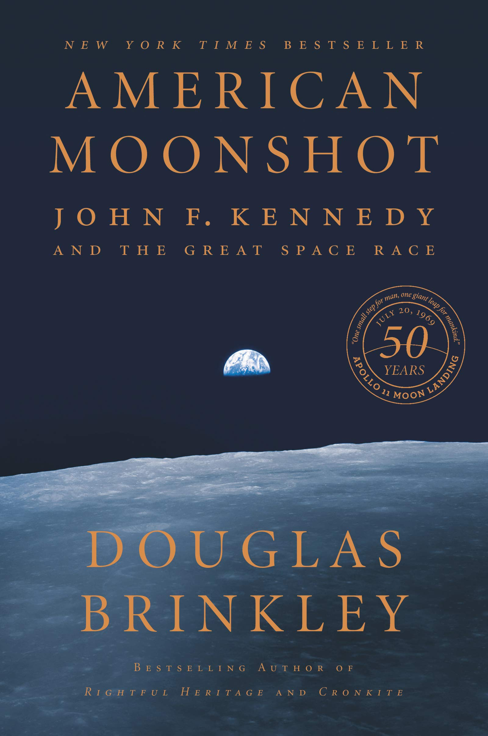 Amazon.com: American Moonshot: John F. Kennedy and the Great ...