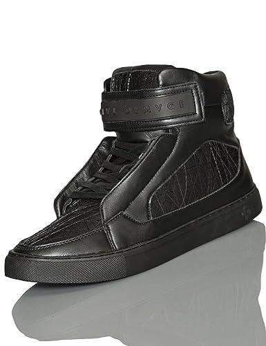 da399d4c44c6 Criminal Damage Trainers - Designer Hi Top Sneakers - Various Colours    Designs (UK 11