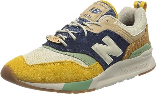 New Balance Herren 997h Sneaker, blau