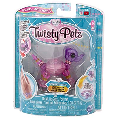 Twisty Petz - Stomperz Elephant - Limited Edition Series 3: Toys & Games