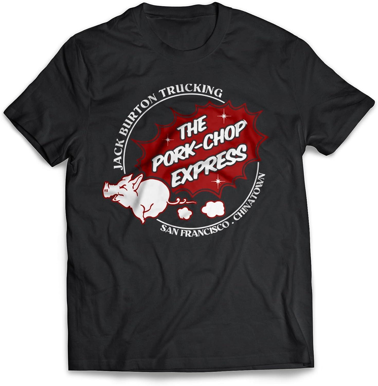 Jack Burton Trucking Big Trouble in Little China T-Shirt