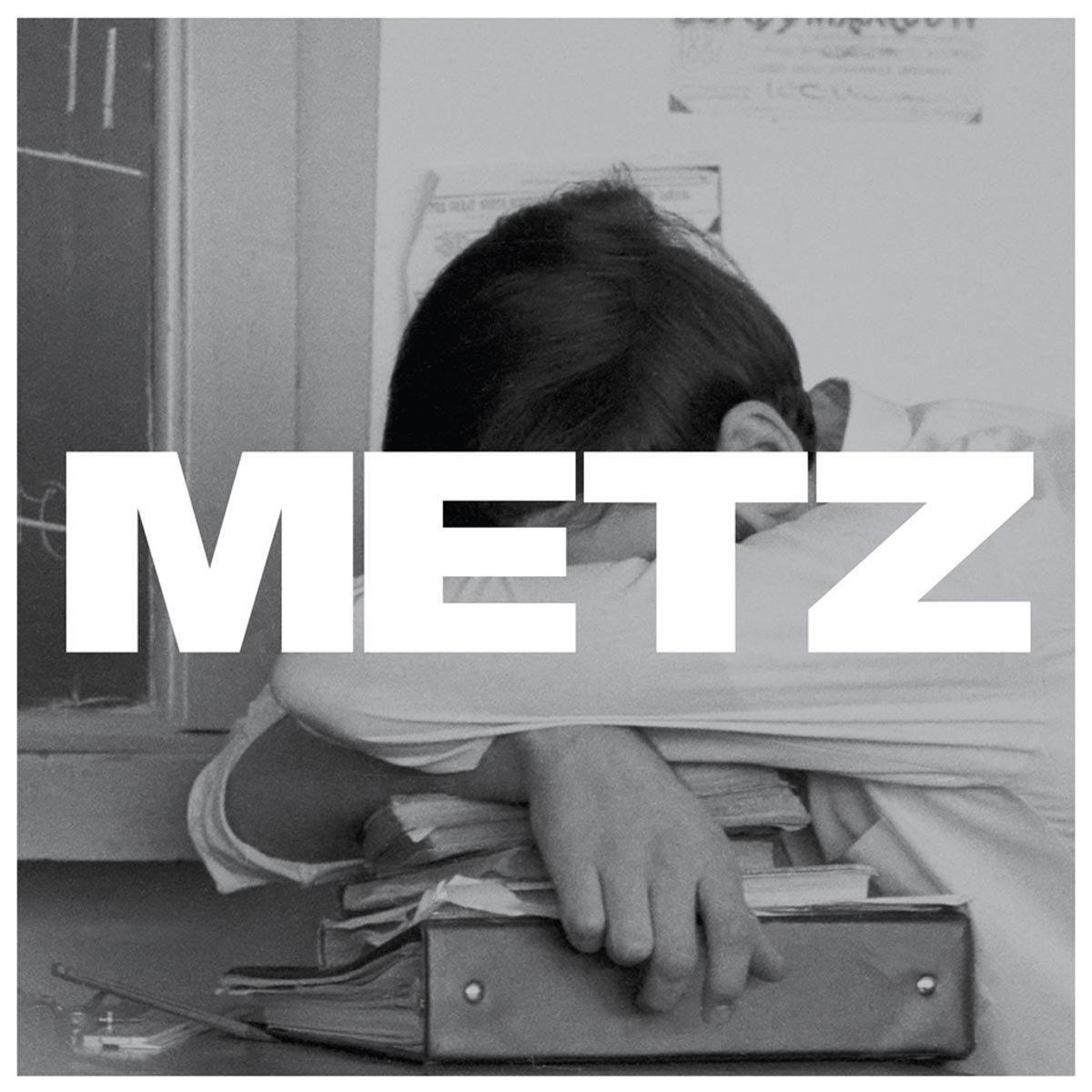 Cassette : METZ - Metz (Cassette)