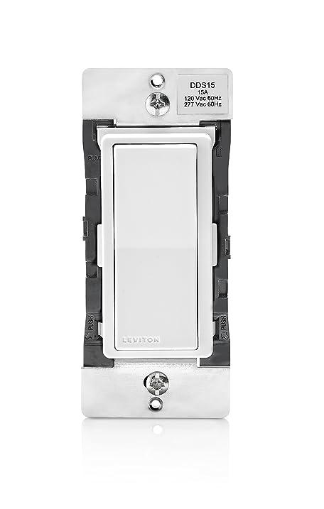 Leviton dds15 bdz 15 amp dual voltage 120277vac decora digital leviton dds15 bdz 15 amp dual voltage 120277vac decora digital switch and timer sciox Choice Image