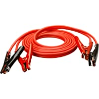 Coleman Cable 25-Feet 4 Gauge Heavy-Duty Booster Cables