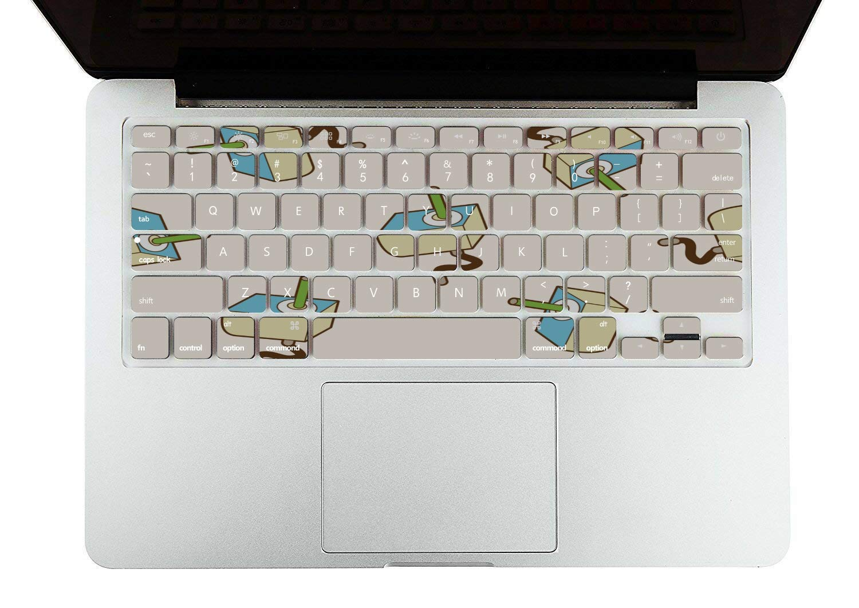 MacBook Pro 2017 Cover School Supplies Pencil Sharpener Plastic Hard Shell Compatible Mac Air 11 Pro 13 15 Mac Pro Case Protection for MacBook 2016-2019 Version