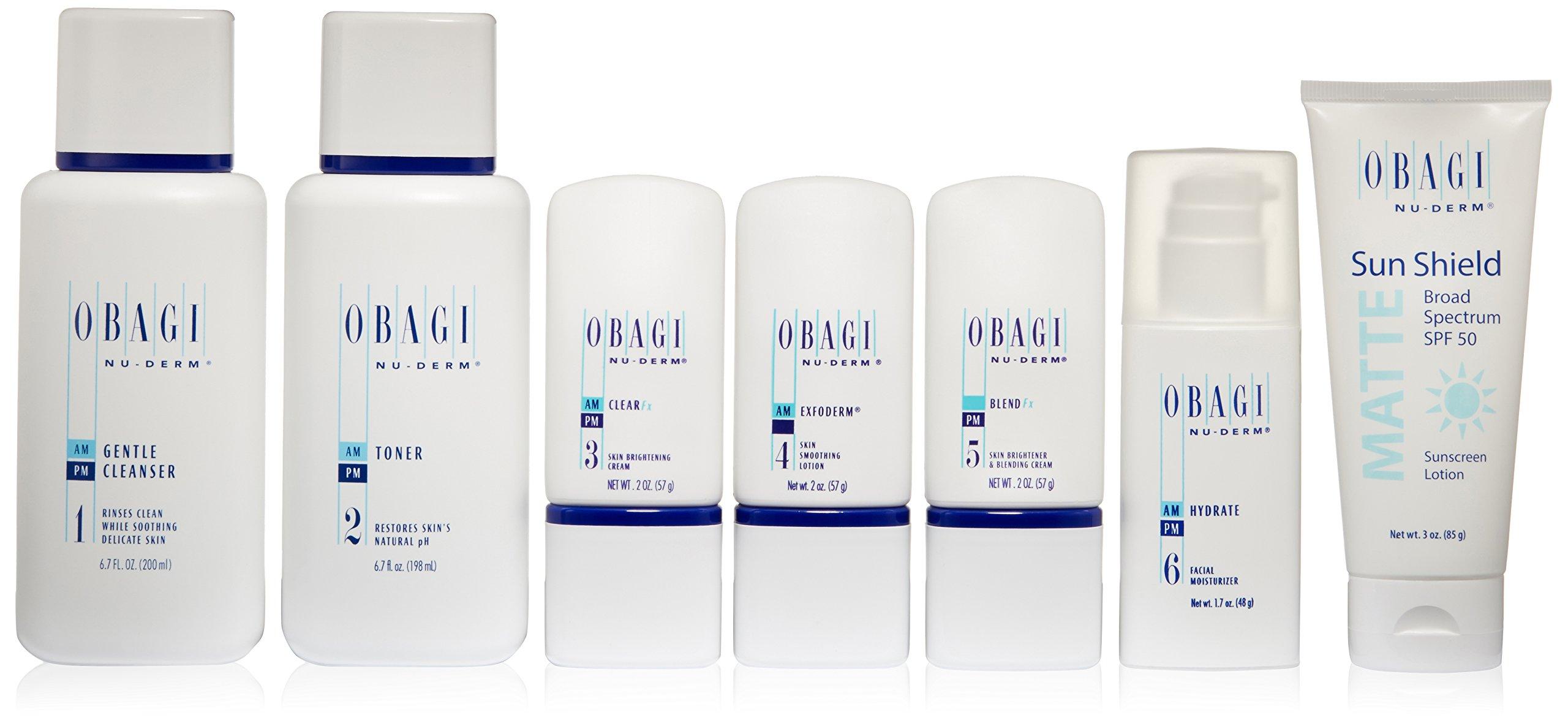 Obagi Nu-Derm Fx System Normal to Dry Kit
