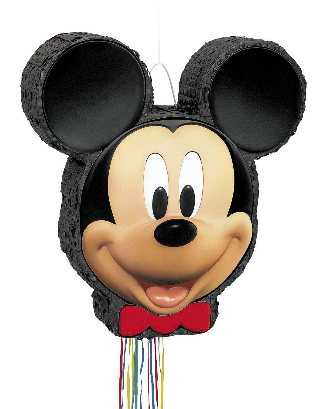Piñata Mickey de Disney - Animación Juego - Cumpleaños infantiles Unique 25345