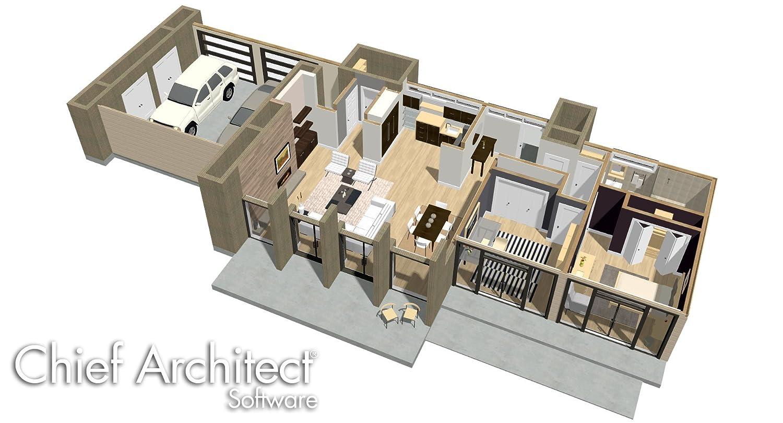 Chief Architect Home Designer Suite 2016: PC-Mac: Software - Amazon.ca
