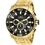 Invicta Men's Pro Diver Quartz Watch with...