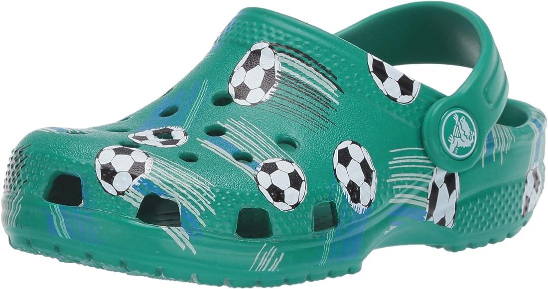 Crocs Baby Kid's Classic Soccer Clog