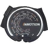 Inmotion V8Custodia per ruota elettrica Unisex adulto, Grigio/Nero