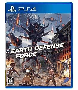 EARTH DEFENSE FORCE:IRON RAIN【早期購入特典】プロダクトコードチラシ(封入)
