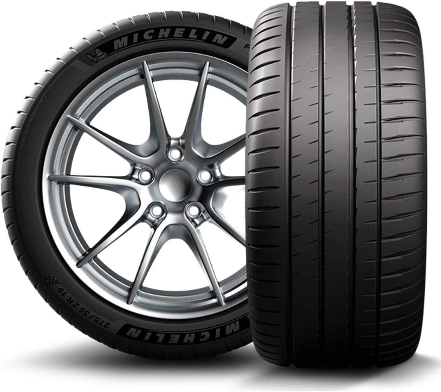 MICHELIN Pilot Sport 4 S Performance Radial Tire-255//35ZR19//XL 96Y