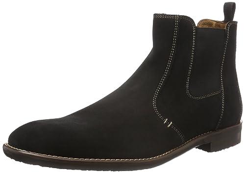 Lloyd HASCO, Botines para Hombre, Negro (Schwarz 0), 40.5 EU: Amazon.es: Zapatos y complementos