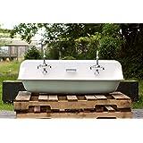 Kohler K 3202 0 Brockway Wash Sink White Wall Mounted