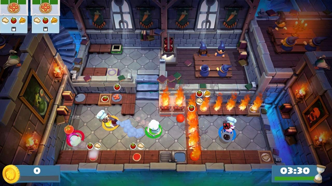 Overcooked! 2 - Too Many Cooks Pack - Nintendo Switch [Digital Code] by Team17 Digital Ltd (Image #2)