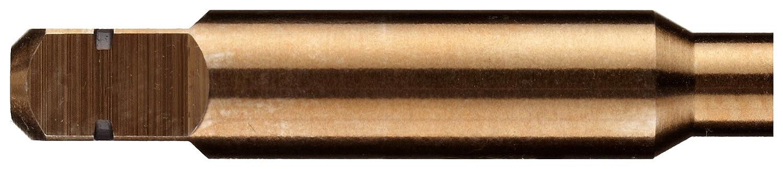 Full Length 2.15//16Flute Length 0.6020 Shank Diameter 0.3810 M10 Metric Coarse Dormer E005M103FL Spiral Point Taps