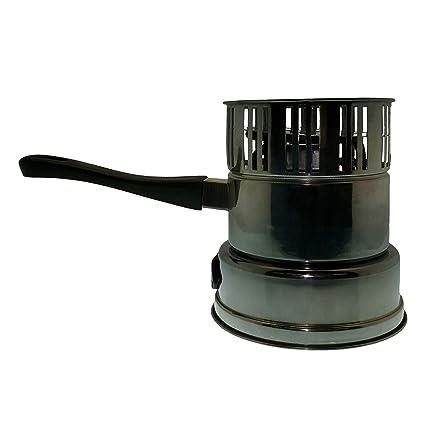 Hornillo Eléctrico para cachimba 600W: Amazon.es: Salud y cuidado ...