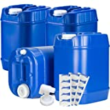 Amazon com : Emergency Water Storage System - Stackable