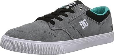 DC Men's Nyjah Vulc Skate Shoe