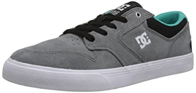 ccc7185eb Amazon.com  DC Men s Nyjah Vulc Skate Shoe  Shoes